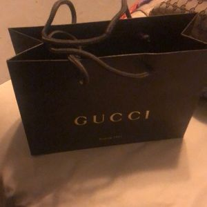 Gucci Bags - Vintage Small Gucci Shopper
